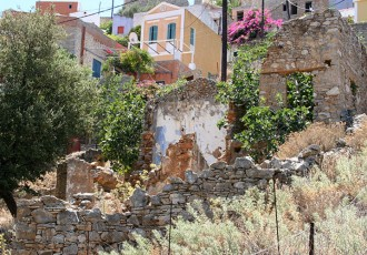 Panoramic Ruin